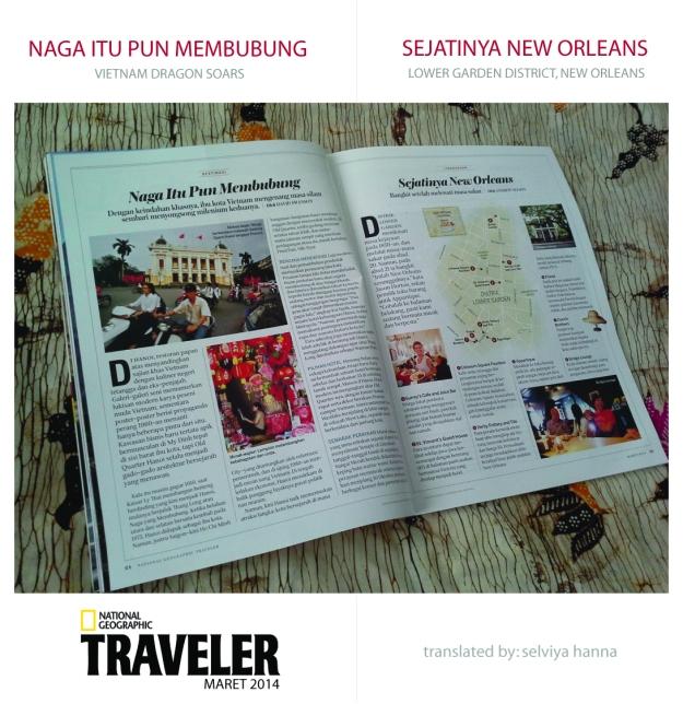 NGT1303 Naga Itu Pun Membubung dan Sejatinya New Orleans