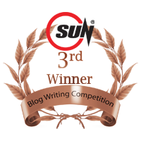 blog writing 3rd winner