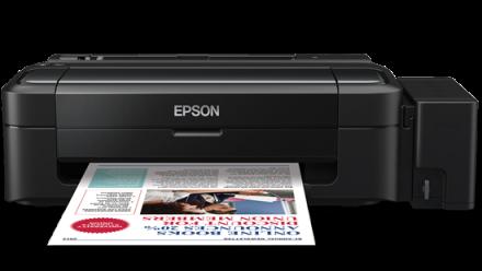 Epson tinta dan kertas