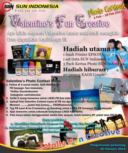 valentine photo competition
